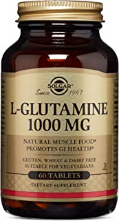 Solgar – L-Glutamine 1000 mg, 60 Tablets