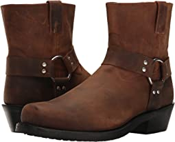 Old West Boots Short Harness Boot