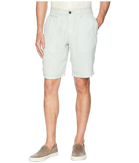 lino Pantalones Brand en de delantera abertura con parte cortos de lunares Lucky Surf la Spray CIgwg