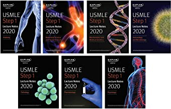Best kaplan usmle step 1 lecture notes 2019 Reviews