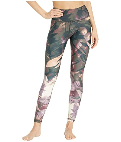 manduka Outback Floral Leggings (Floral Multi) Women
