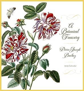 A Botanical Treasury 2019 Wall Calendar