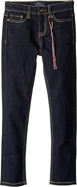 Zoe Five-Pocket Skinny Jeans in Richmond Wash (Little Kids)