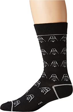Cufflinks Inc. - Darth Vader Stormtrooper Split Socks