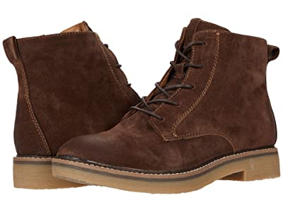 Comfortiva Resee (Earth Brown Cow Suede) Women