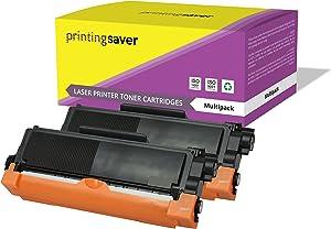 2X Black Compatible Toners for DELL E310dw, E514dw, E515dw, E515dn Printers