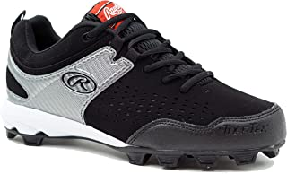 RAWLINGS Womens Unisex-Adult Mens Clubhouse Black Size: