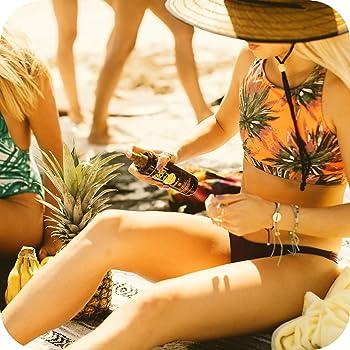 Sun Bum SPF 15 Moisturizing Tanning Oil | Broad Spectrum UVA/UVB Protection | Coconut Oil, Aloe Vera, Hypoallergenic,...