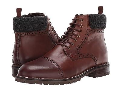 Blondo Kylen Waterproof (Light Brown Leather) Men