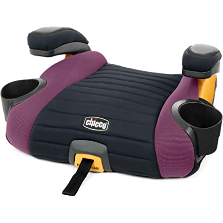 chicco GoFit Plus Backless Booster Car Seat - Vivaci