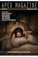 Apex Magazine Issue 57 Kindle Edition