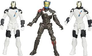 Marvel Avengers Age of Ultron Iron Legion vs. Ultron Mark 1