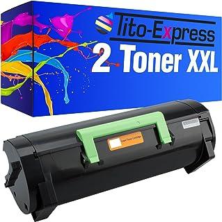 Suchergebnis Auf Für Lexmark Ms610dn Toner Drucker Zubehör Computer Zubehör