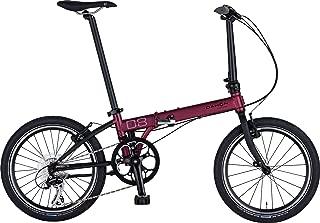 ダホン(DAHON) Speed D8 Street インターナショナルモデル フォールディングバイク 20インチ 2019年モデル [外装8段変速 クロモリフレーム] KAC083