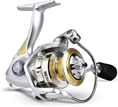 RUNCL Spinning Fishing Reel Merced, Spinning Reel - 10+1...