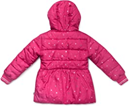Nautica Girls Heavy Weight Jacket with Removable Hood