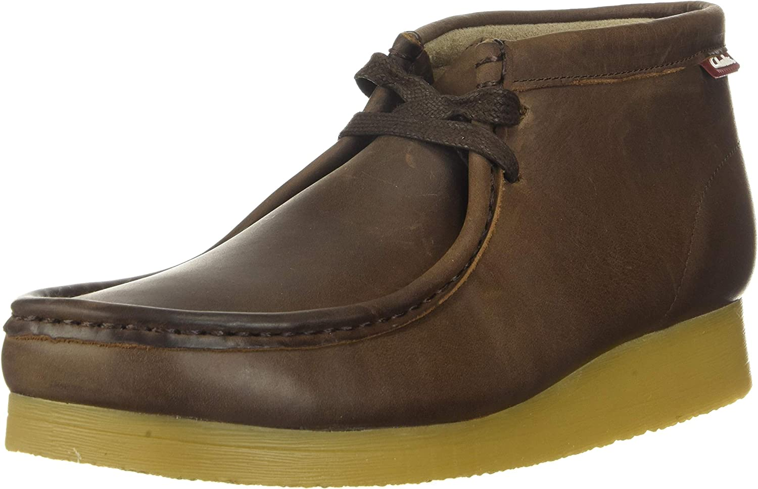 Clarks Max 53% OFF Opening large release sale Men's Stinson Chukka Hi Boot