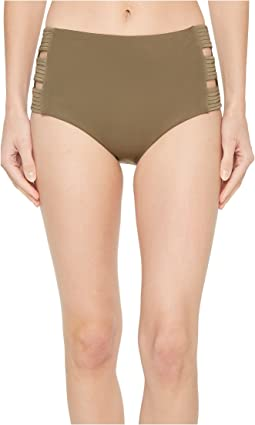 Seafolly - High-Waisted Quilted Pant