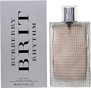 Burberry Perfume - Burberry Brit Rhythm - perfumes for women 90 ml - EDT Spray