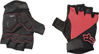 fox reflex gel short finger glove