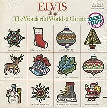 ELVIS SINGS THE WONDERFUL WORLD OF CHRISTMAS SEALED LP (12