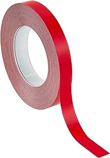 Chartpak Graphic Art Tape, 1/4 Inch W x 324 Inch L, Red Matte, 1 Roll (BG2502M)
