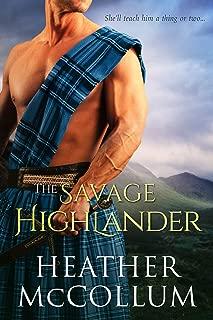 The Savage Highlander (The Campbells Book 2)