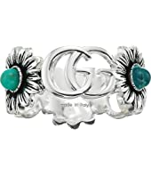 Gucci - GG Marmont Ring with Flower Motif