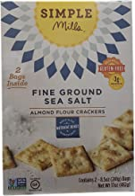 product image for Simple Mills Almond Flour Crackers, 17 oz