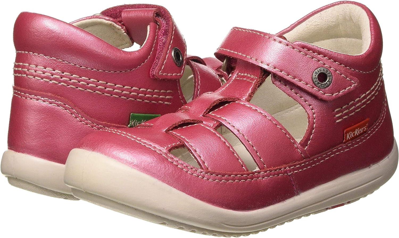 Sandales B/éb/é Fille Kickers Kits