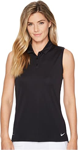 Dry Sleeveless Polo