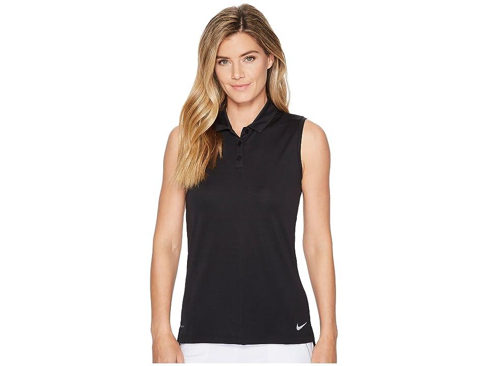 Nike Golf - Nike Golf Dry Sleeveless Polo