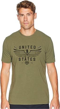 Freedom US Eagle Tee
