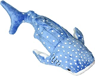 blue spotted whale plush