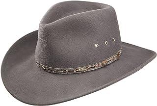 Natural Stetson And Dobbs Hats RSDKTA-7942 Dakota,Regular Oval Cowboy Hat XL