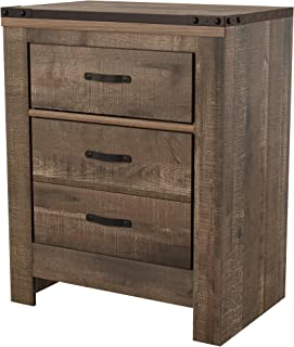 Ashley Furniture Signature Design - Trinell Nightstand - Brown