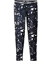 Under Armour Kids - HeatGear® Armour Printed Leggings (Big Kids)