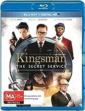Kingsman - The Secret Service Blu-ray (Colin Firth)