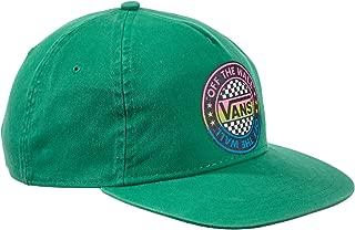 Mens Rotund Snapback Cap - Simply Green