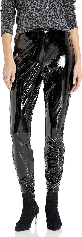BB DAKOTA Women's Slick to Me Vinyl Legging