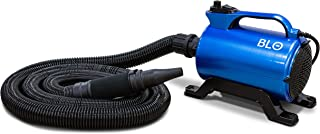 BLO Car Dryer AIR-RS - Quickly Dry Your Entire Vehicle After a Wash - No More Drips, No More Scratches- Adjustable Air Speed - Long Hose