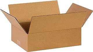 Aviditi 14104100PK Flat Corrugated Boxes, 14