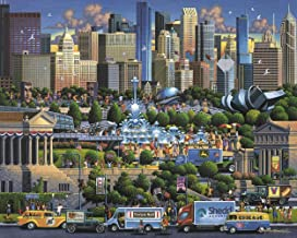 Dowdle Jigsaw Puzzle - Chicago - 1000 Piece