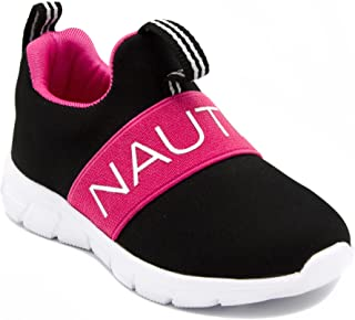 Nautica Kids Fashion Sneaker Slip-On Athletic Running Shoe Boy - Girl (Toddler/Little Kid)