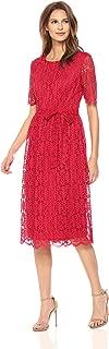 Best nine west red lace dress Reviews