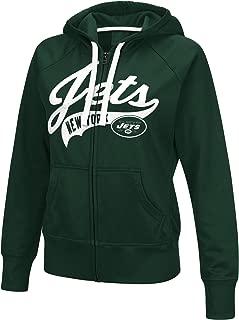 GIII For Her Game Day Full Zip Fleece Hoody
