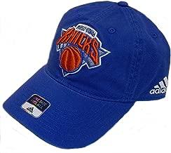 adidas New York Knicks Slouch Adjustable Strap Hat - OSFA - EV55Z