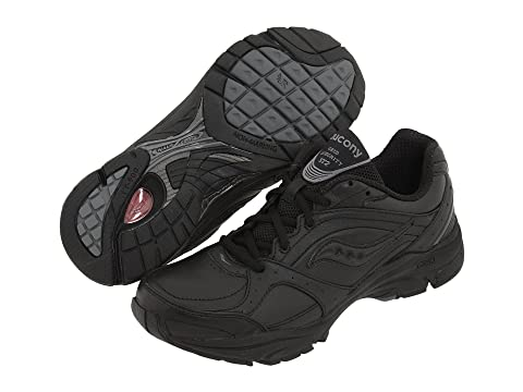 Saucony Progrid Integrity ST 2 Black/Grey Women's Running Shoes 7707745