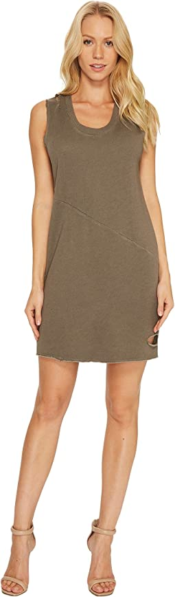 Lanston - Cut Out Mini Dress