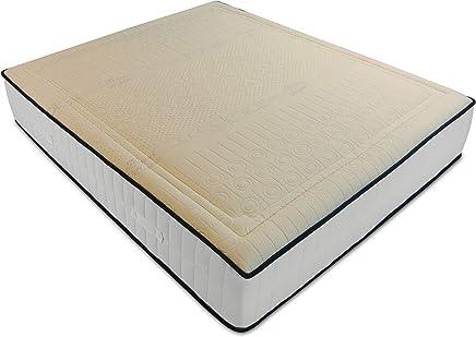 Materasso Singolo Lattice Prezzi.Amazon It Materasso Singolo 90x200 In Lattice Arredamento Casa